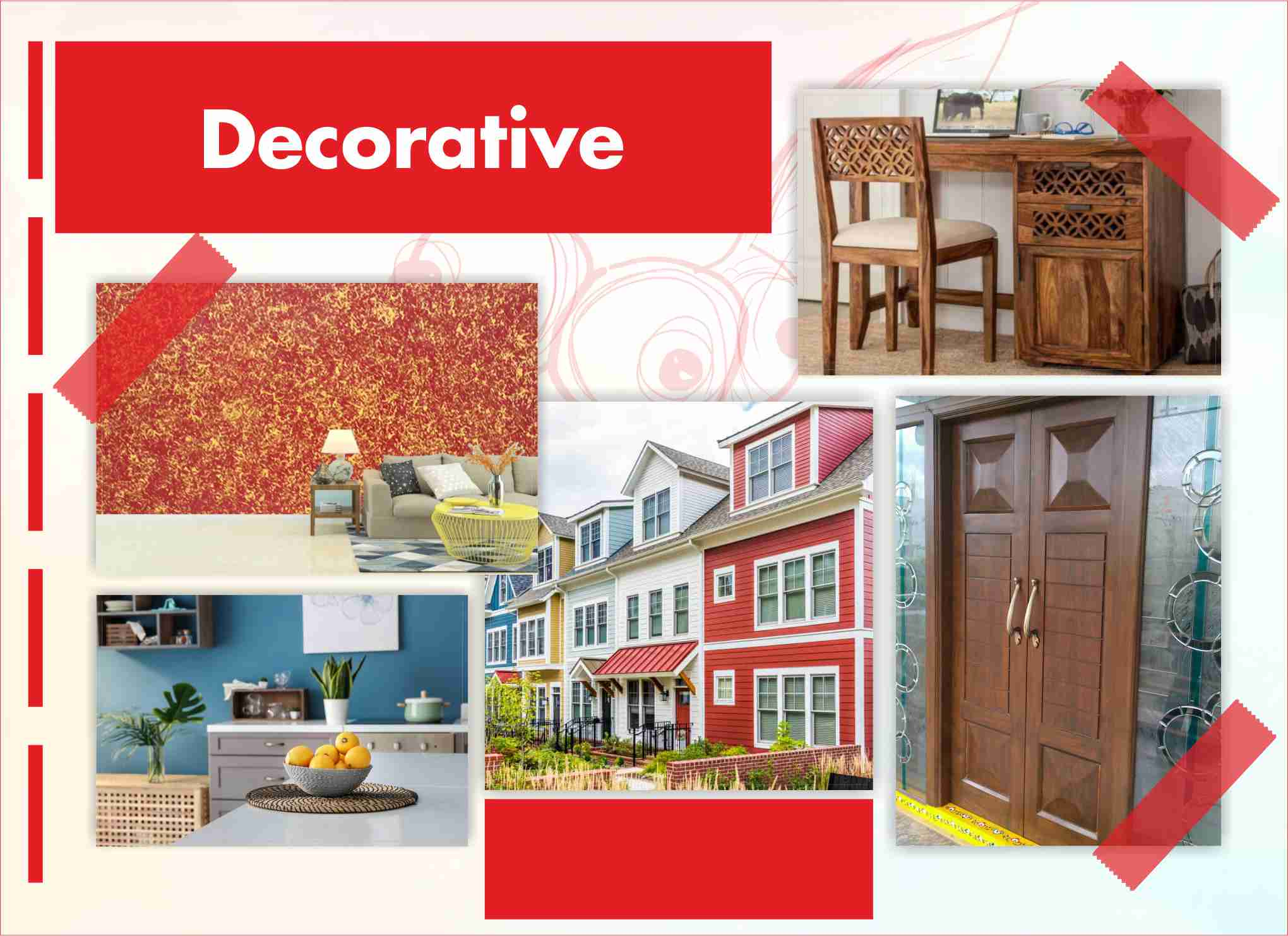 Decorative Paints